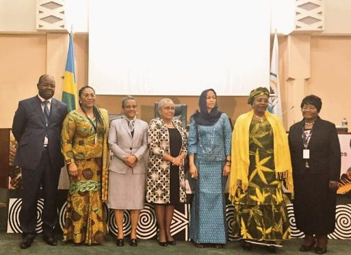 RT @MalalaFund: First Ladies of Africa attend a sc…