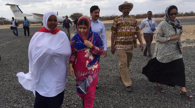 """RT @MalalaFund: """"We cannot allow girls like Rahma…"""