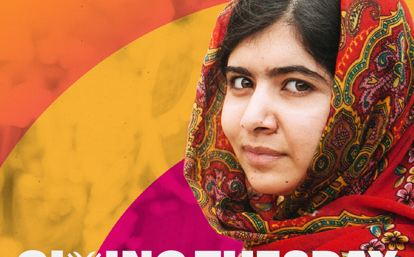 "RT @MalalaFund: ""One day, because of YOU, every gi…"