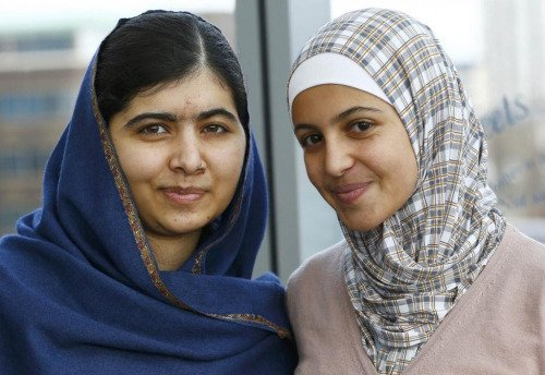 RT @MalalaFund: Join Malala & Muzoon's fight t…