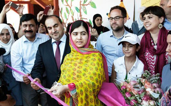 "RT @MalalaFund: ""Weakness, fear and hopelessness d…"